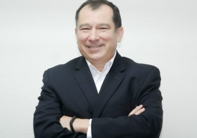 Carlos Rubio, general manager of the Albéa Matamoros plant.